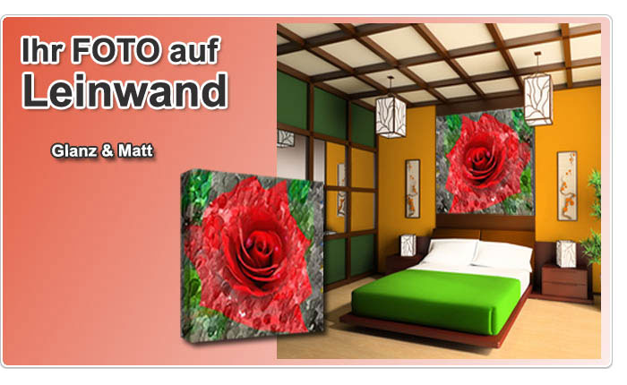 leinwand matt 2 cm g nstig online kaufen. Black Bedroom Furniture Sets. Home Design Ideas